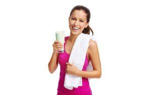 Как похудеть без голодания: спортивное питание для похудения