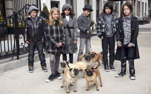 Модные тенденции в детской одежде