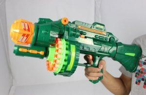 Игрушечные пистолеты: особенности выбора