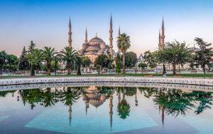 Омыта морями и залита солнцем: удивительная Турция