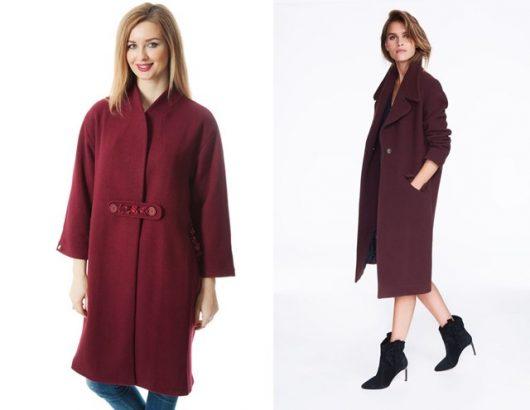 модные пальто 2018