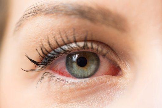косметика для чувствительных глаз