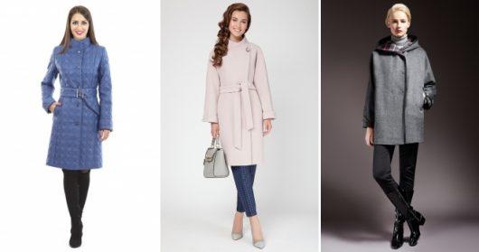 женские пальто 2018 модные тренды
