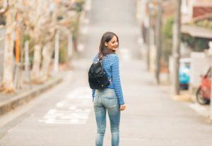 Под какой стиль подойдет женский городской рюкзак?