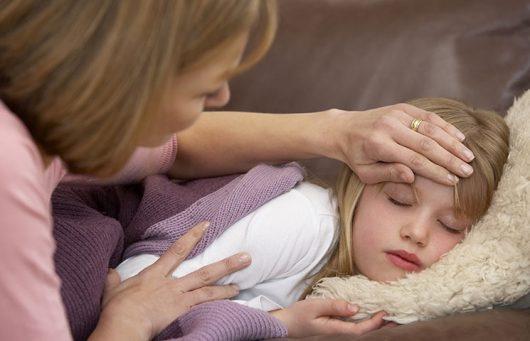 простуда у ребенка что делать