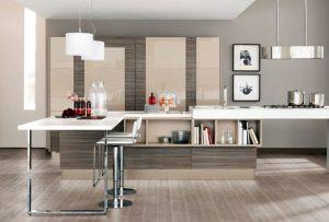 Стильная кухня в современном стиле: полезные советы по дизайну