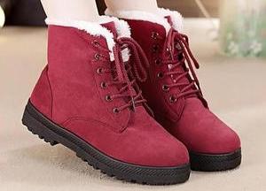 Модные зимние женские ботинки 2018 - 2019 (ФОТО)