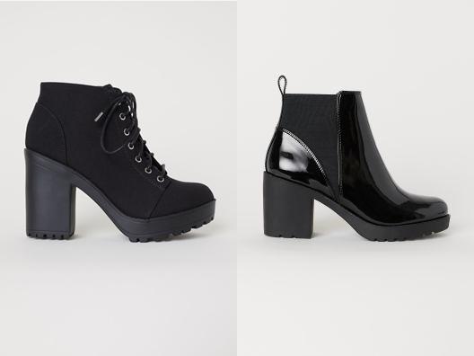 модные женские ботинки