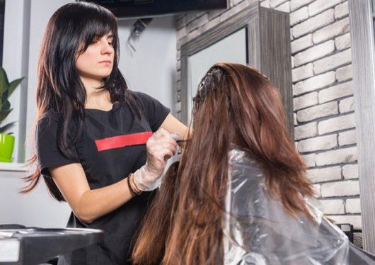 Мирослава Дубенко парикмахер