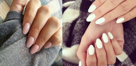 модные ногти 2019