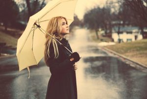 Зонт вчера и сегодня