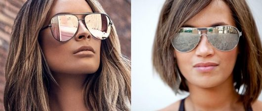 Модные женские солнцезащитные очки 2019
