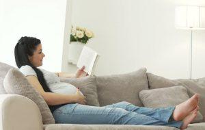 Мама и ребенок: что читать будущим мамам и малышам?