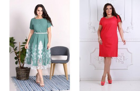 Модные платья 2019 - фасон, тенденции (ФОТО)