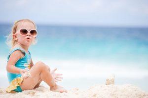 С ребенком на море - что взять с собой